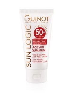 Guinot_SPF50+ Creme Solaire Visage ANTI-AGE