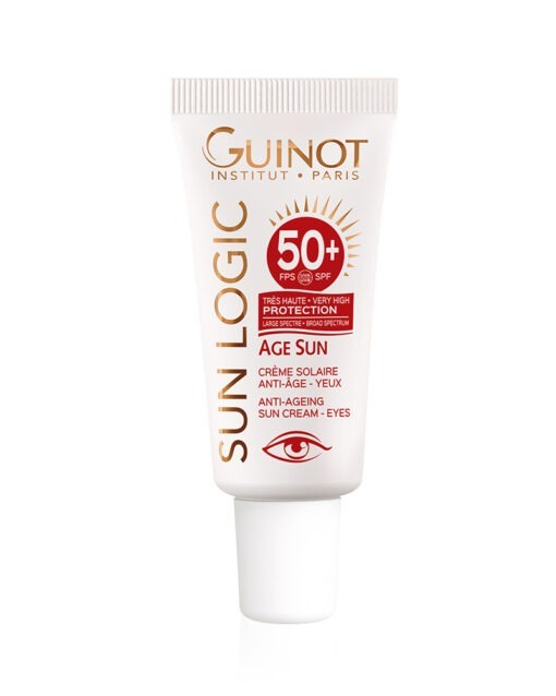 Guinot_SPF50+ Creme Solaire Yeux ANTI-AGE