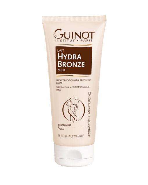 Guinot_Lait Hydra Bronze 200