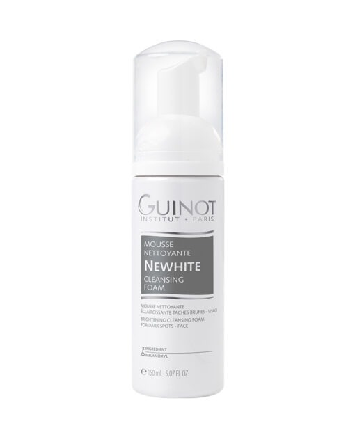 Guinot_Mousse Newhite 150