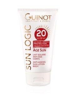 Guinot_SPF20 Lait Solaire Corps AGE SUN