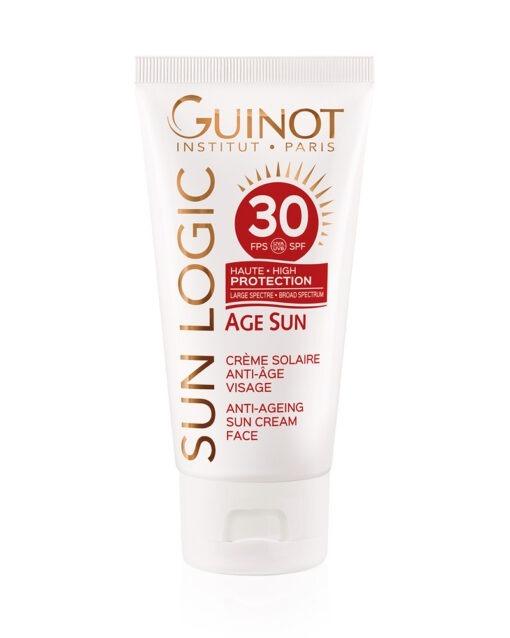 Guinot_SPF30 Creme Solaire Visage AGE SUN