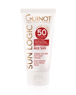 Guinot_SPF50 Creme Solaire Visage ANTI-AGE