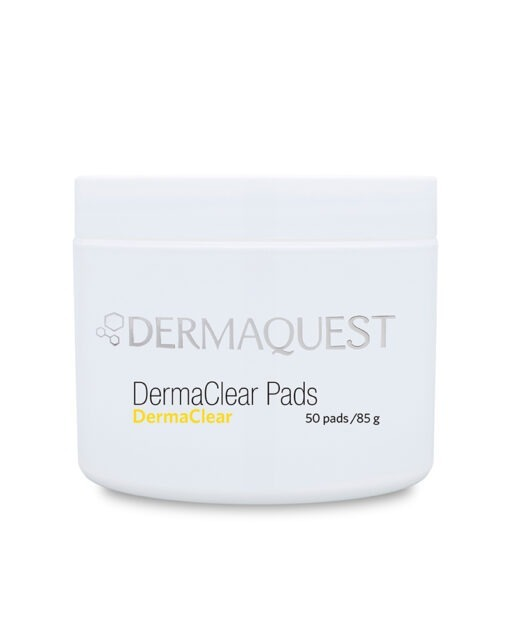 Dermaquest_DermaClear Dermaclear pads 4 oz Jar