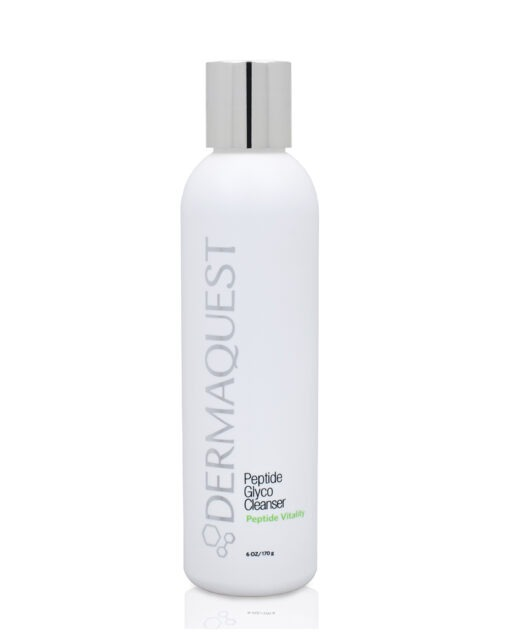 Dermaquest_Peptide Vitality Peptide Glyco Cleanser 6oz