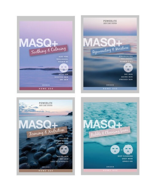 Powerlite MASQ+ Kit