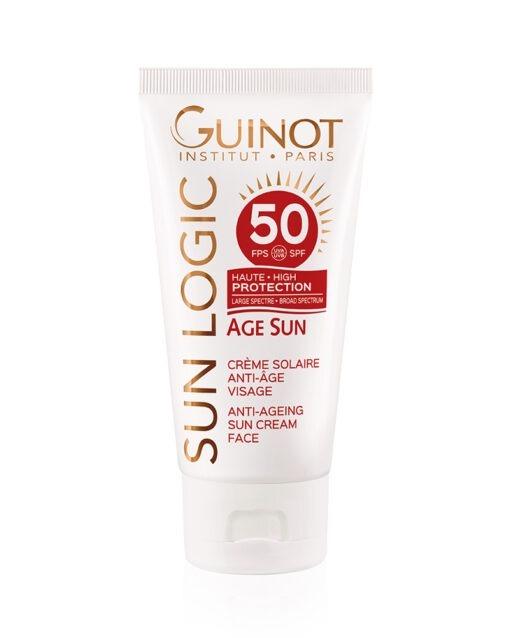 Guinot Sun Logic Creme Solaire Anti-Age SPF 50