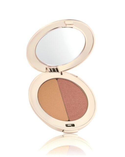 Jane Iredale Duo Eye Shadow Golden Peach